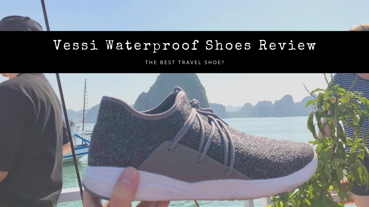 vessi waterproof shoes review