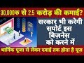Super Profitable Business Ideas | Invest 30000 And Get 2.5 Cr | Small business Ideas
