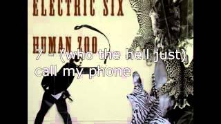 Electric Six - Human Zoo 2014 FULL ALBUM