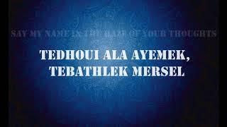 Myrath - Mersal Lyrics [Album : Shehili]