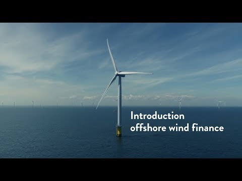 Course: Introduction offshore wind finance (trailer)