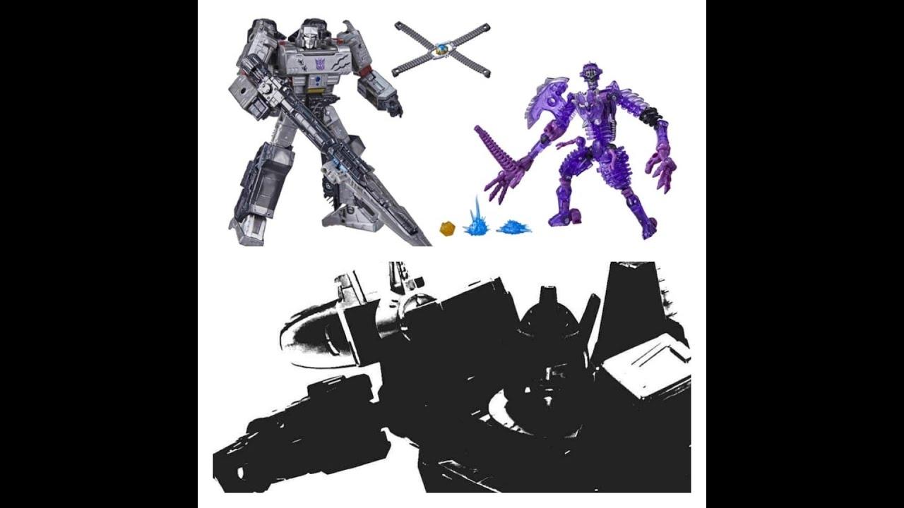 Deluxe Baldwin - What's New in Transformers?