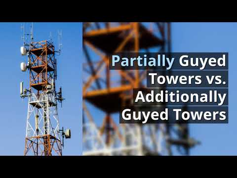 Common Types Of Communication Towers