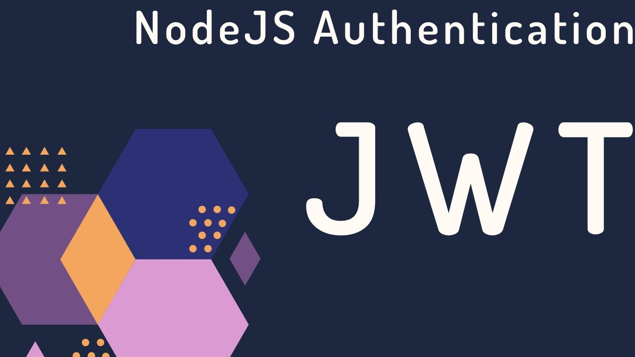 JWT Authentication using Refresh, Access Tokens - NodeJS