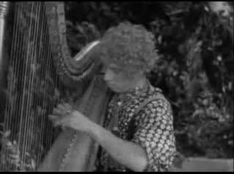 Harpo Marx in Horse Feathers [1932]