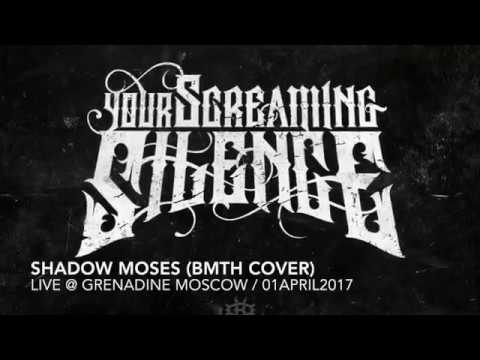 Your Screaming Silence - Shadow Moses.  (BMTH cover) Live.