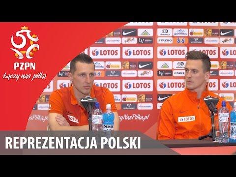 Konferencja reprezentacji Polski (Warszawa, 24.03.2017)