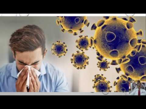 TRATAMIENTOS IPN - Conferencia Semanal 11 mar 2020 Coronavirus y Artritis