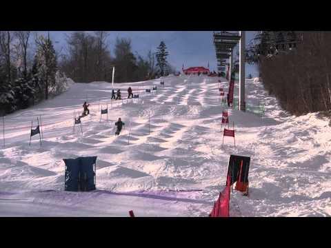 Sunday River 2014 - Mogul Maine-ia  - Sam Johnston Second Round Duals