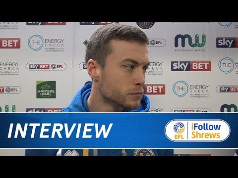 INTERVIEW - Shaun Whalley post Portsmouth - Town TV