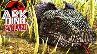 Download Video ARK Dino Evolved - Caçando Com a Titanoboa, T-Rex Vs Titanoboa! | Dinossauros (#11) (PT-BR) MP3 3GP MP4