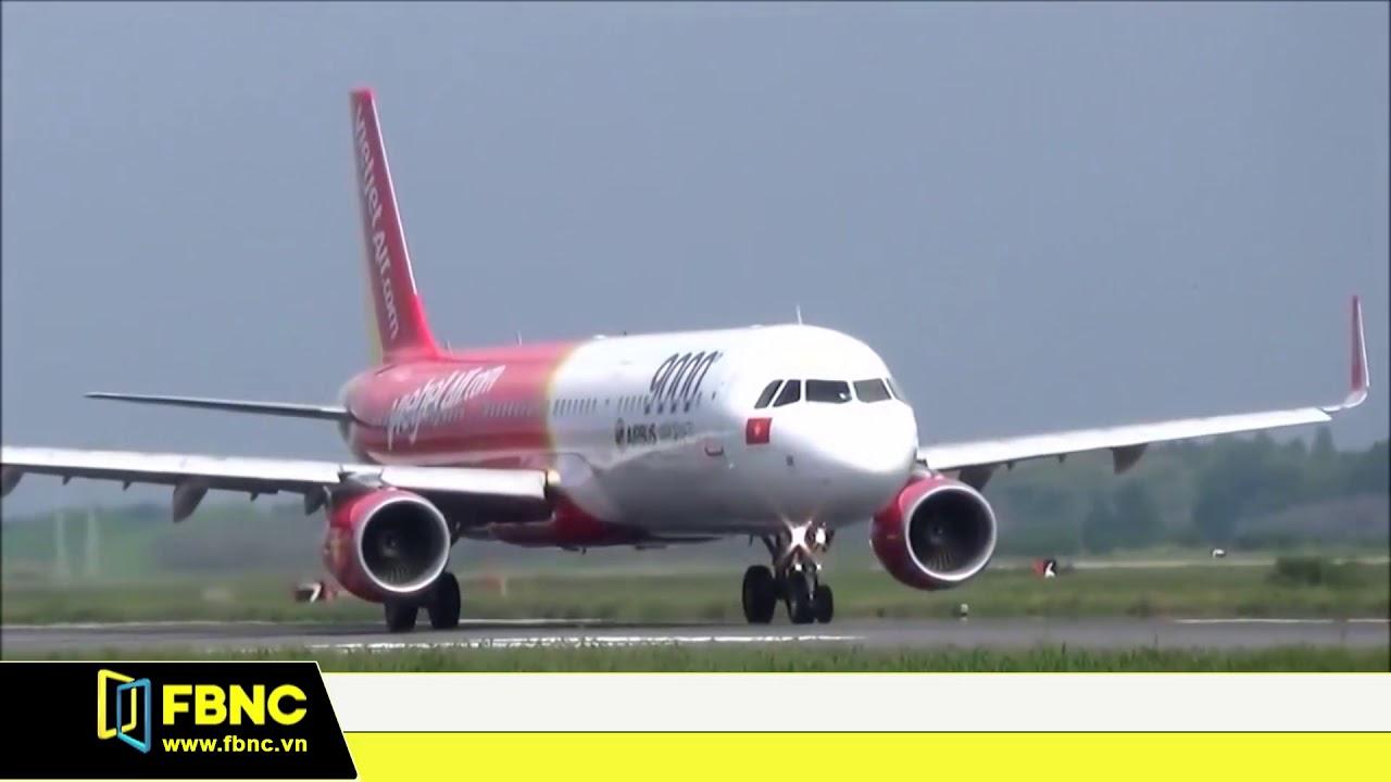 Vietjet Air chi 13 tỷ USD mua thêm 100 máy bay Boeing | FBNC