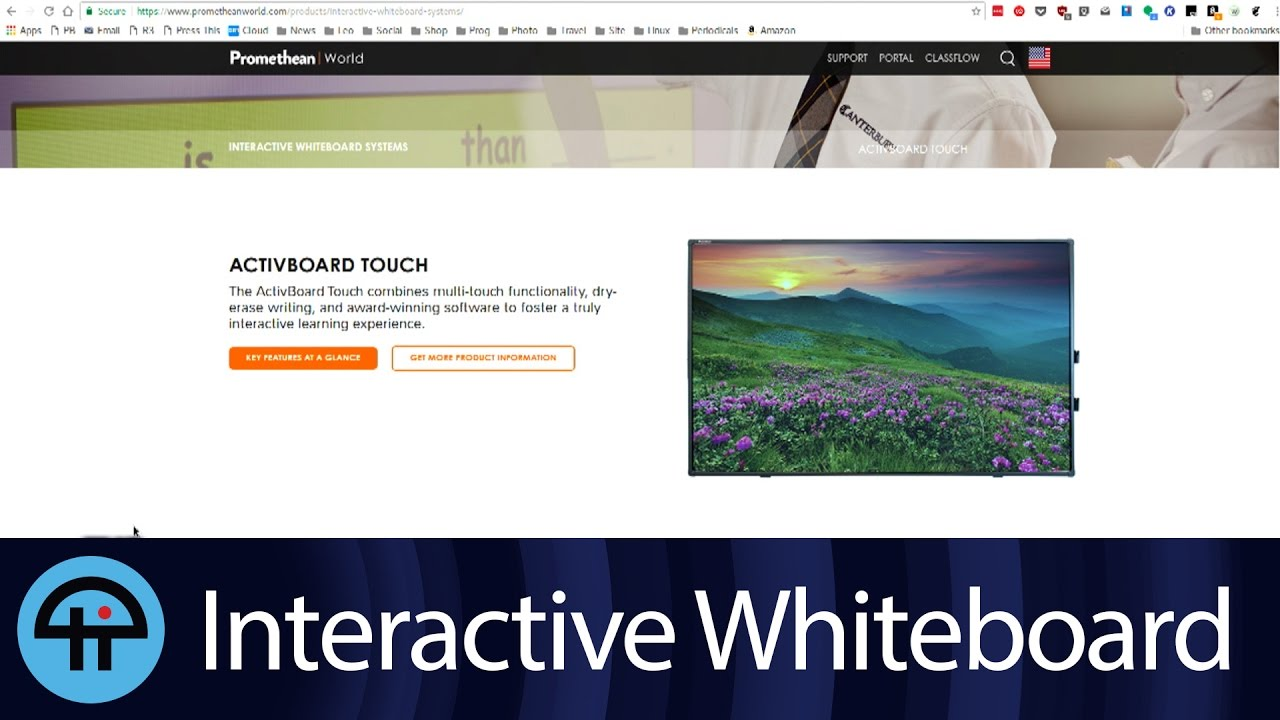 how to use a promethean interactive whiteboard