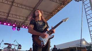 2018 Starship featuring Mickey Thomas - Fooled around and fell in love. John Roth on guitar