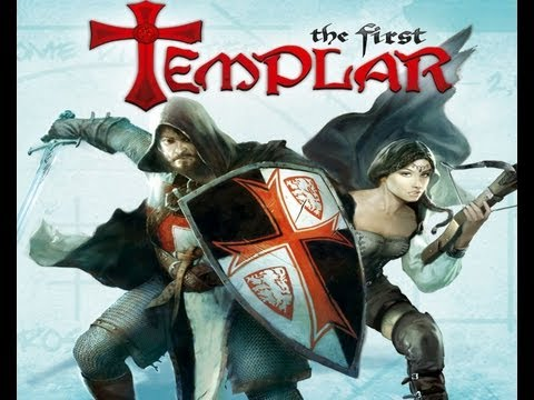 Game Fly Rental (11) The First Templar Part-6 Siege of Acre