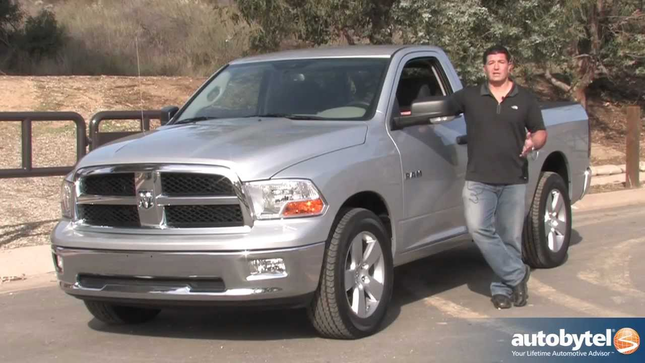 2012 dodge ram 1500 truck review youtube. Black Bedroom Furniture Sets. Home Design Ideas