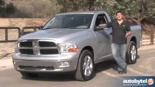 2012 Dodge Ram 1500 Truck Review