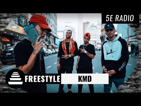 K.M.D / Freestyle - El Quinto Escalon Radio (18/4/17)