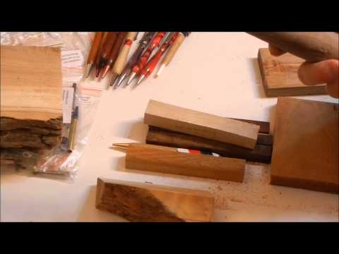 Wood Turning 101: Finding Wood for Pen Blanks