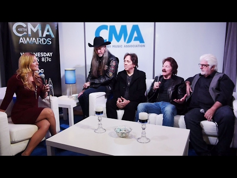 The Doobie Brothers: Behind the Scenes at the CMA Awards | CMA Awards 2014 | CMA