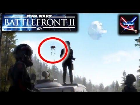 ЧТО ПОКАЗАЛИ В ТИЗЕРЕ STAR WARS: BATTLEFRONT 2 (2017)