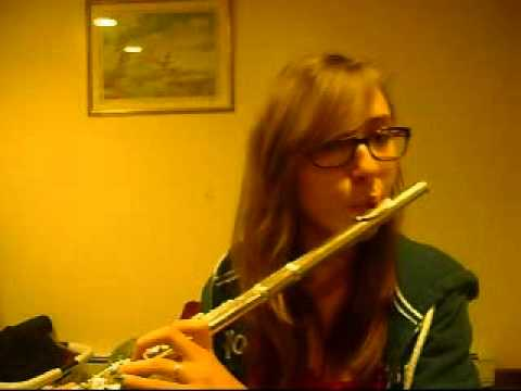 Rolling In The Deep  Adele: Flute