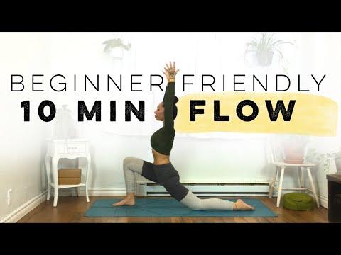 Beginner Friendly Yoga Flow