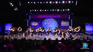 Showtime STORM (open co-ed) World Championship 2015