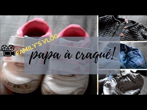 Papa A Craqué Pour La Dernière Vidéo De L'année