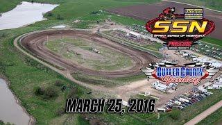 SSN Butler County Speedway 03.25.16