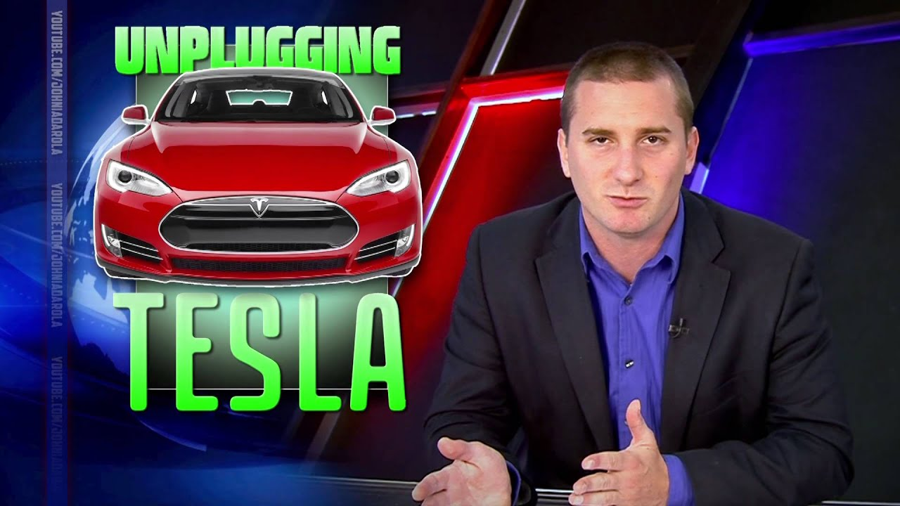 Tesla Motors Hit By a RIDICULOUS Anti petitive Ban in NC Texas