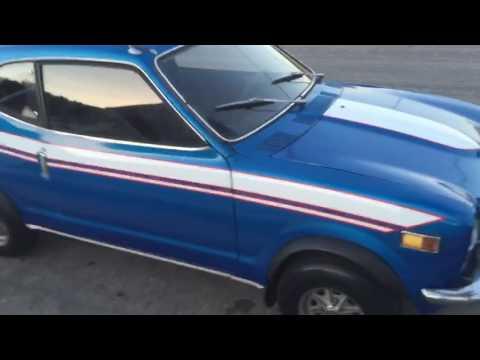 1972 Honda Z600 Super Coupe for sale