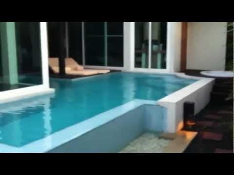 Private room and pool upgrade - Aleenta Resort Phuket Thail