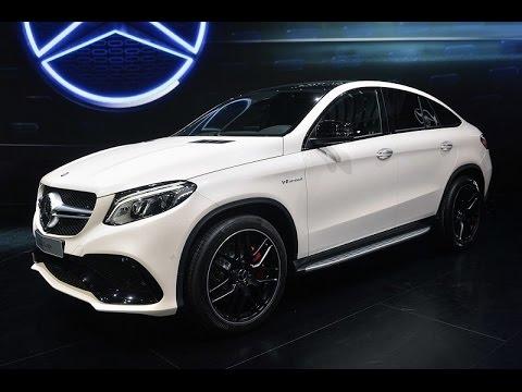 Mercedes Gle 2016 اطلاق مرسيدس جي ال اي Youtube