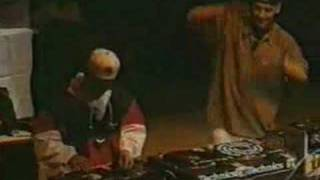 Dj Q-Bert & Mix Master Mike - Dmc 1995 World Finals