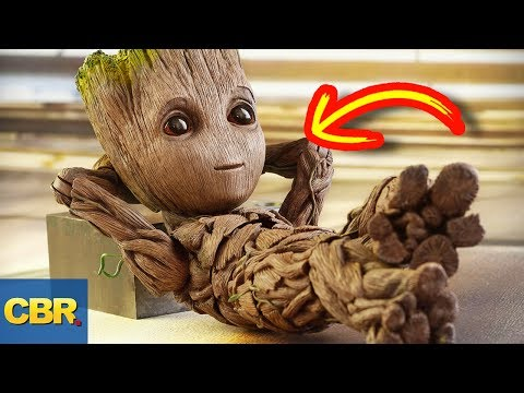10 Times Groot Was The Best Part Of The Guardians Of The Galaxy Movies