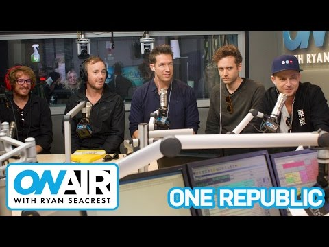 One Republic Meets Emotional Fan Tanya Rad | On Air with Ryan Seacrest