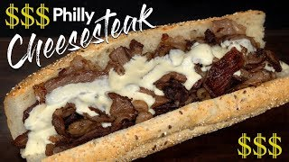 Most EXPENSIVE Philly Cheesesteak on Earth | Guga Foods