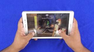 Huawei Mediapad T1 8.0 Gameplay Review