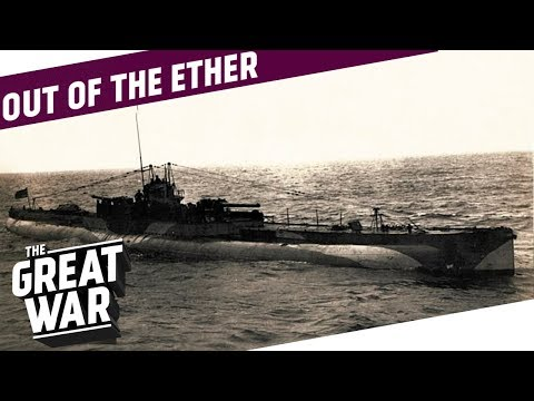 The Only German Submarine Attack On US Shore in WW1 I OUT OF THE ETHER