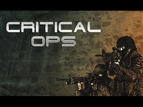 Critical Ops(pc): Barcelona Gameplay