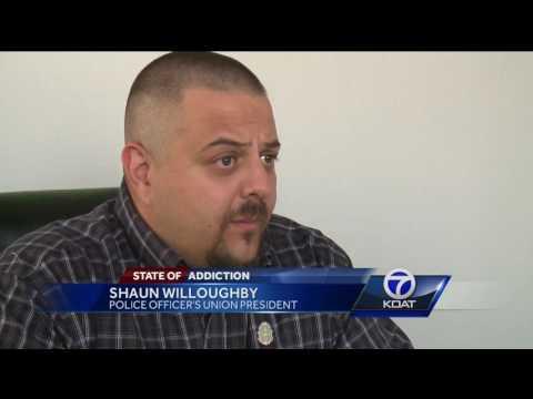 VIDEO: Should Cops be Administering Overdose Reversal Drug?
