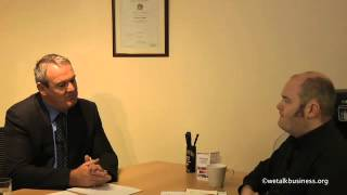 We Talk Business - Tax Matters Pt3 - Finding an Accountant