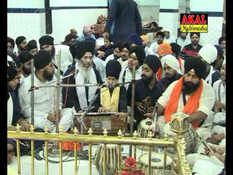 009 Bhai HarPanthpreet Singh Jee Dhaliwal  @ Moradabad Samagam 9 April 2011