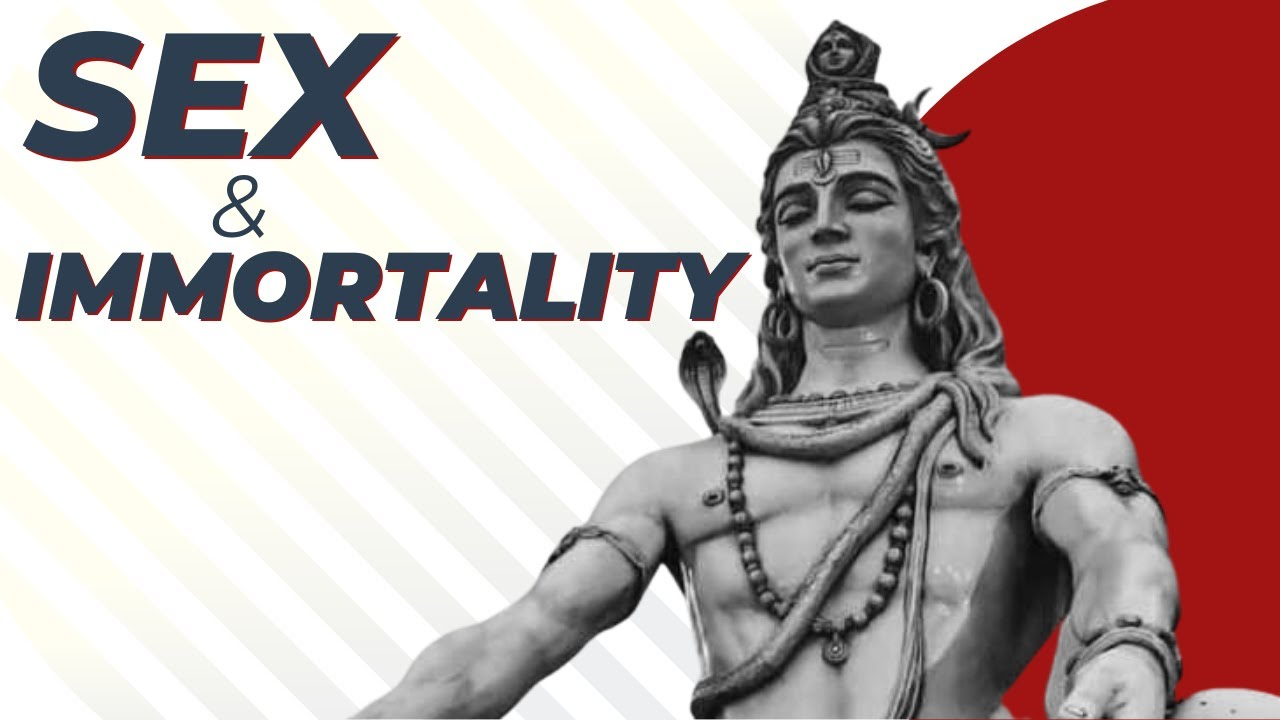 Sex & Immortality - How Sexual Cultivation Brings Longevity