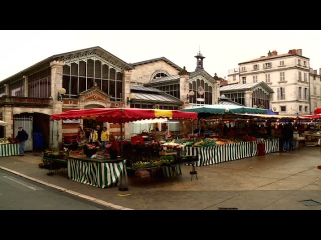 Marché de La Rochelle : les délices du terroir charentais