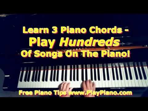 How Many Songs Can I Play With 3 Chords?
