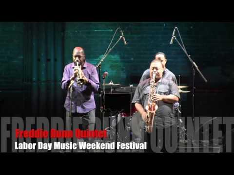 Freddie Dunn Quintet @ Lincoln Theatre Labor Day Music Festival