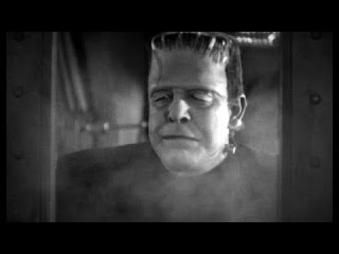 Ghost of Frankenstein (1942) Audio Commentary Lon Chaney Jr, Sir Cedric Hardwicke