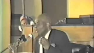 Dr. John Henrik Clarke on Nationality